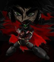 Black Getter Robo by J-son-Lok