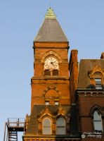 St Paul's School - Clock Tower 2 by ForsakenOutlaw