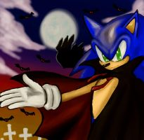 happy halloween by ss2sonic