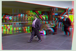 Social Democratic Party Leader in a hurry 3D by zour