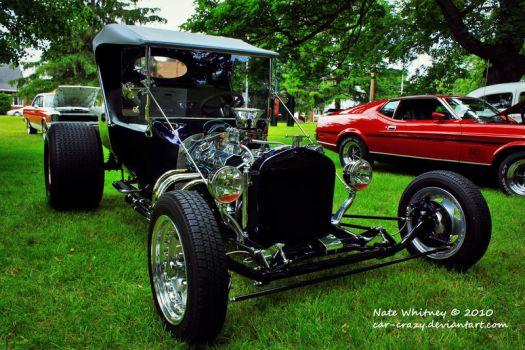 1923 Ford T Bucket by Car-Crazy