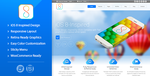 the 8 - ios8 inspired by CreativeWS