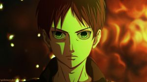 Eren Jager by 1GedoMazo1