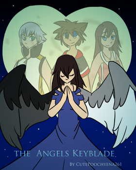 The Angel's Keyblade~ Cover by CutePoochyena261
