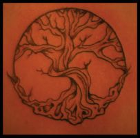 Tree of Life by inkjunkysp