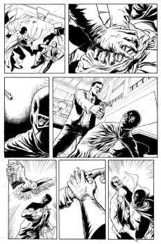 Dr. Mid-Nite Inks Pg 2 by craigcermak