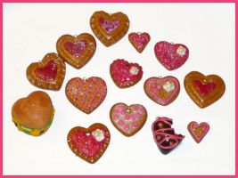 Cupids Valentines Treats by CountessCocoFang