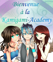 : Welcome to the Kamigami Academy : by SinnixGCJ