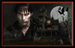Bill's Haunted House 1 by KathleenCasey