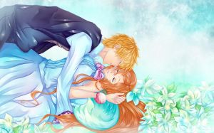 IchiHime: Just One Kiss by Iwonn