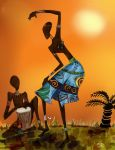 Rhythm of Africa by Joki165