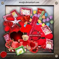 High resolution: 23 Valentine images png by M10tje