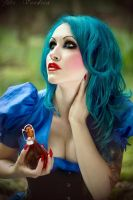 Drink me  eat me Alice by Voodica