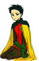 The Fifth Robin by hopeless-fate