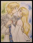 Zelink wedding by zilia-k