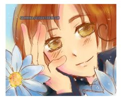 Hetalia Smile Power by Sammina