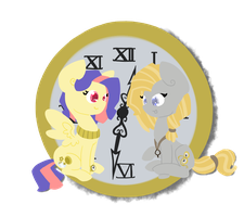 Time Ponies by Otterlore