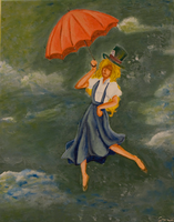Alice Poppins by likewonderland