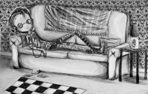 Sit back and relax by TopHat-And-Tentacles