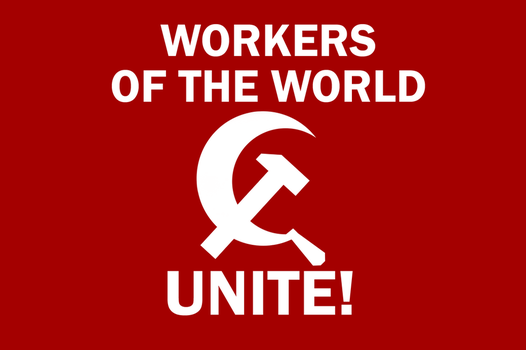 Revolutionary Workers Flag by Party9999999