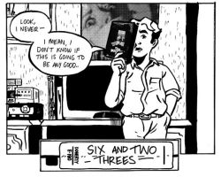 Six and Two Threes, Ad Panel by BingoGasStation