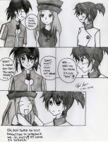 Ash x Misty: Forever Doujinshi Page 2 by Kisarasmoon
