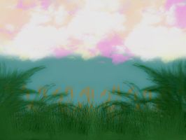 A nice cloudy day by Hatamani