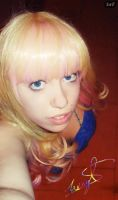 Cosplay Sheryl Nome (Blue Dress Session) 4 by SaFHina