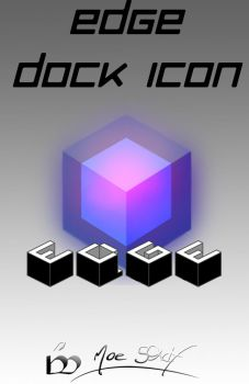 EDGE dock icon by MoeStrif