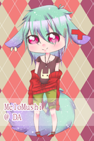 Kemonomimi Adoptable 05 [Auction] CLOSED by MeloMushi