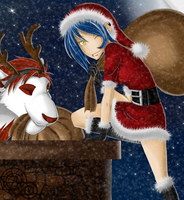 Night Before Christmas by Toxxic-Vixen