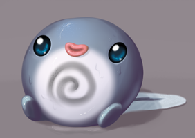 10 Minute Poliwag by TheBoogie