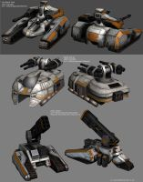 SW:IW Heavy Vehicles by ezjamin