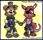 Happy Birthday Myebi! by FnafFanOf1987