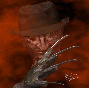some more freddy by rio3d