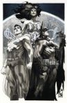 BATMAN Lucca comics fall 2010 commission by simonebianchi