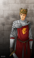 Arthur Pendragon by Uccan