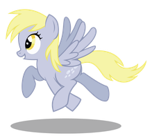 365 Day 191 Derpy Prance by Korikian