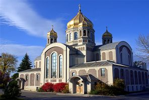 Ukrainian Church by PaulMcKinnon