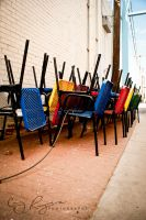 Chairs by creynolds25