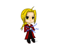 Edward Elric by Bio-C