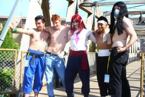 ColossalCon 2014 - YYH(PS) 27 by VideoGameStupid