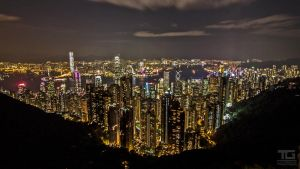 Victoria Peak by TimGrey