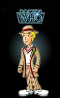 The 5th Doctor by CPD-91