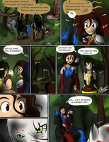Aventures page 33 by Elwensa
