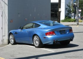 Blue V12 by S-Amadeaus