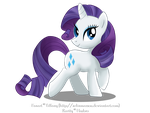 Rarity by selinmarsou