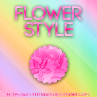 +Flower Style {Guadii} by ItsGreatBeingMe