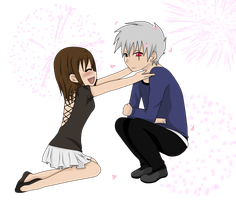 laugh for me by PattixKakashi