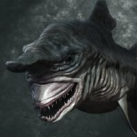 Goblin shark/light adjustment by Vukaddin